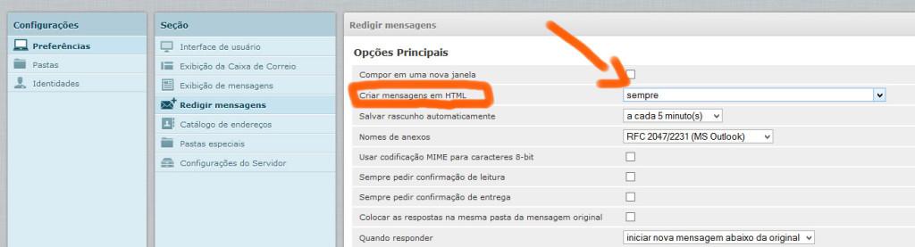 enviar-mensagens-html-webmail